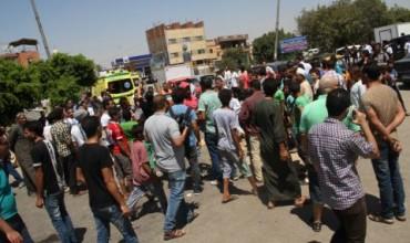 """""""Ислямска държава"""" стои зад нападението в Египет"""