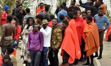 Голям брой имигранти нахлуха в Испания