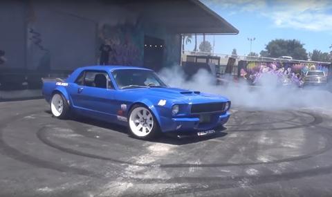"""Mustang с """"леки"""" подобрения"""