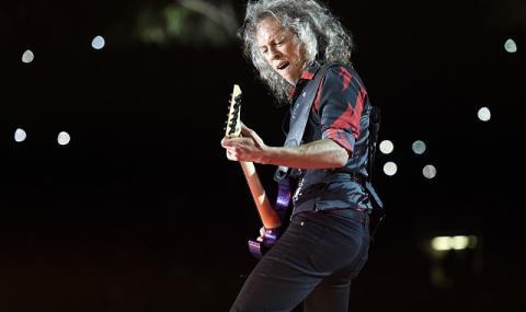 Тайната страст на китариста на Metallica (ВИДЕО+СНИМКИ)