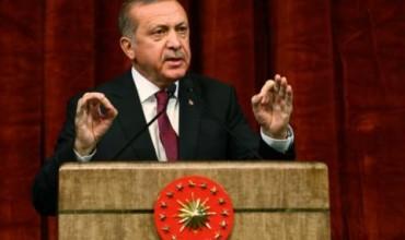 Ердоган: Германия поощрява терористите