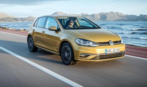 Икономичният бензинов VW GOLF 1.5 TSI