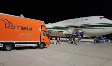 Саудитски принц пристигна на почивка с 300 куфара