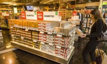 Скачат цените на цигарите зад Океана