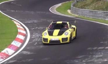 Porsche 911 GT2 RS атакува Ринга, чакаме рекорд