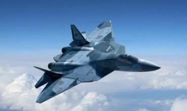 """Новият руски изтребител получи името """"Су-57"""" (ВИДЕО)"""