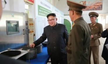 Северна Корея работи над могъща ракета