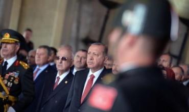 Новите изстъпления на Ердоган
