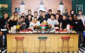 Без Кавани на партито за рождения ден на Тиаго Силва