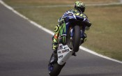 Валентино Роси се завърна на пистата, въпреки травмите