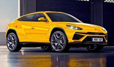 Lamborghini Urus пристига през декември