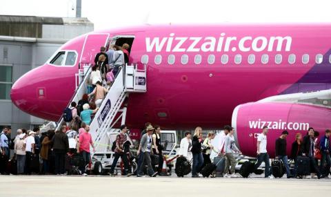 Wizz Air спира полетите от София до три британски града