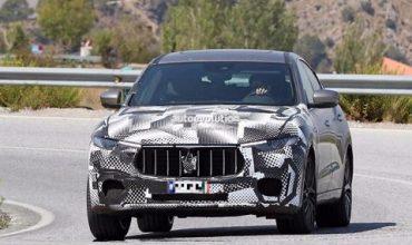 Конкурент на AMG и M от Maserati