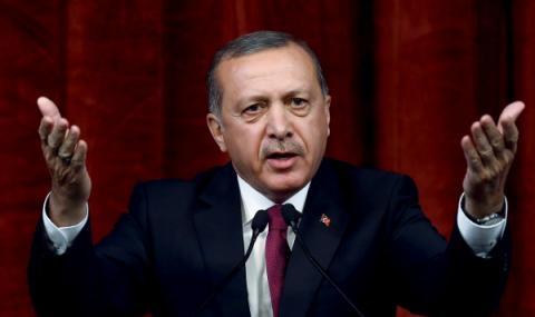 Ердоган: Мосад има роля в кюрдския референдум