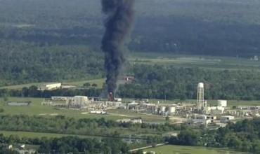 Реактивни химикали причиниха нов пожар в Тексас