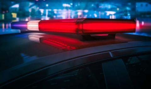 Бандити откраднаха полицейска кола