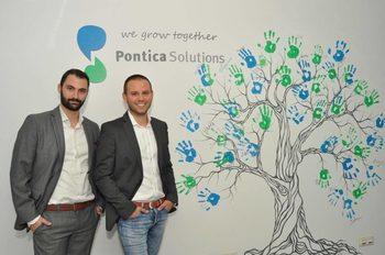 Pontica Solutions получи международно отличие за най-добър стартъп