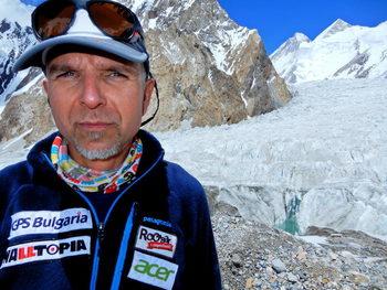 Боян Петров изкачи връх Даулагири