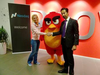Създателят на играта Angry Birds най-после излезе на борсата