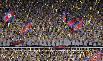 Политическото напрежение доведе до отлагане на мачове на Северна Корея и ОАЕ