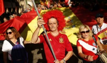 Контрапротест: Интелектуалци срещу отделянето на Каталуния от Испания (ВИДЕО)