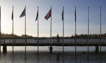 Политически сътресения в Исландия