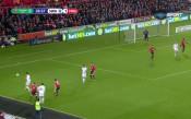 Суонси – Манчестър Юнайтед 0:1 /първо полувреме/