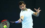 Григор унищожи Агут и е на полуфинал в Пекин