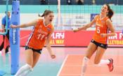 Холандия – Сърбия е волейболният еврофинал при жените