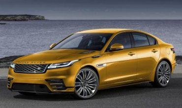 Виждали ли сте Range Rover Sedan?