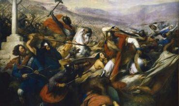 10 октомври 732 г. Битката при Поатие