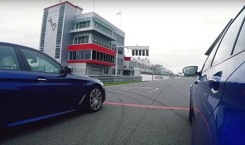 Старото BMW M5 срещу новото M550i xDrive