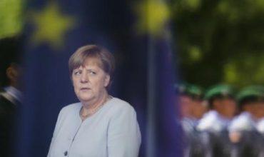 Меркел прие лимит за бежанците