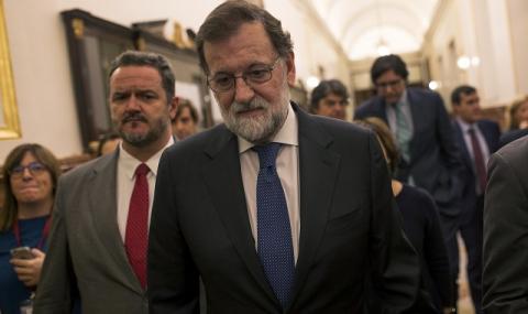 Мадрид продължава наказателната операция срещу сепаратистите