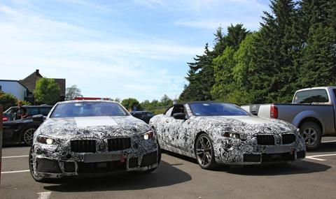 8-ма серия на BMW наближава