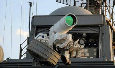 Китай удря терористите с лазерно оръдие
