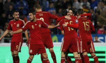 Испания е вече на Мондиал 2018