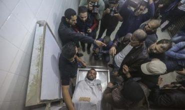 Израел порази цели в Газа