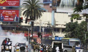 Кърваво меле в Кения