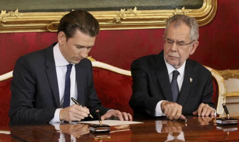 Австрийският президент към Курц: Спазвай европейските ценности