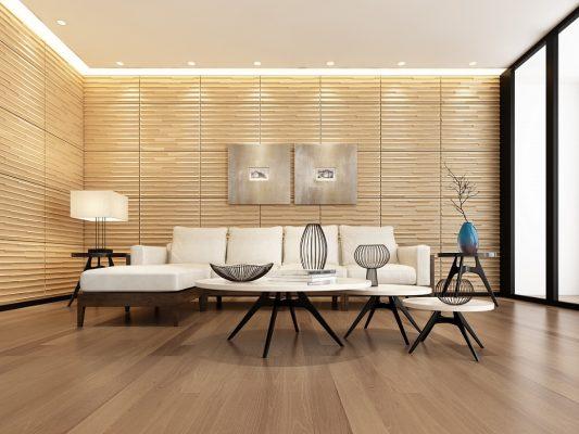 Превърнете дома си в модерно и впечатляващо място с помощта на 3D стенни панели