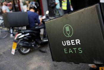 UberEats вече отговаря за 10% от приходите на Uber