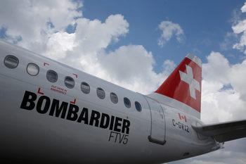 Airbus поема контрола над самолетна програма на Bombardier