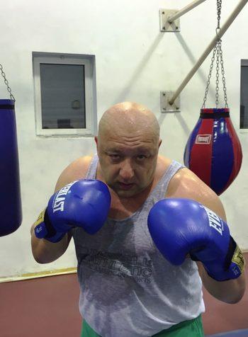 Цитат на деня: Джошуа дълги години ще бъде на трона на световния бокс