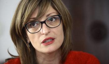 Захариева: Готови сме да изпратим експерти в Македония да помогнат за реформите
