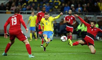 Швеция оглави група А в квалификациите за световното след разгром с осем гола