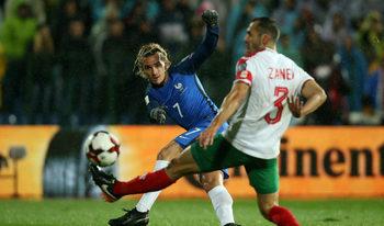 Ранен гол донесе победа на Франция срещу България в София