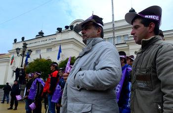 Синдикатите ще обявят най-късно утре дали ще има масови протести