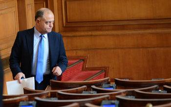 ДСБ съветва Борисов да поиска вот на доверие
