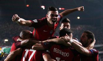 Португалия хвана директния влак за световното след победа над Швейцария